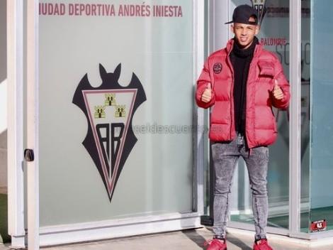 ¡Exclusiva! Maikel Diaz no se quedará en Albacete
