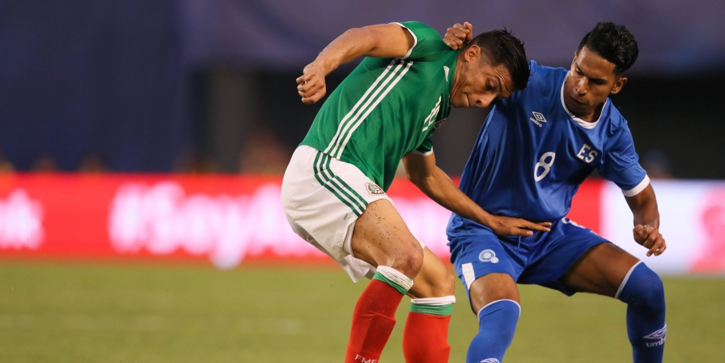 Mexico v El Salvador: Group C - 2017 CONCACAF Gold Cup - Not Released (NR)