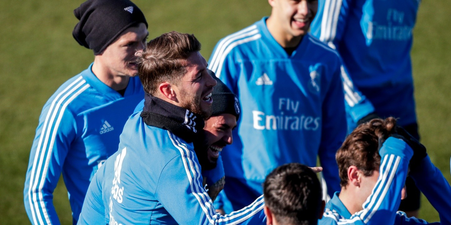 Training Real Madrid - Not Released (NR) (BENELUX OUT)