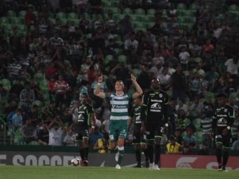 Marathon vuelve a dar pena y cae 5-0 contra Santos