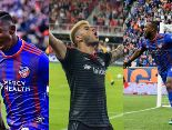 ¡Tico-Show! Costarricenses llenaron de goles y color la MLS