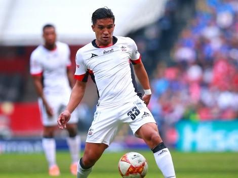 Los números de Michaell Chirinos en el fútbol de México