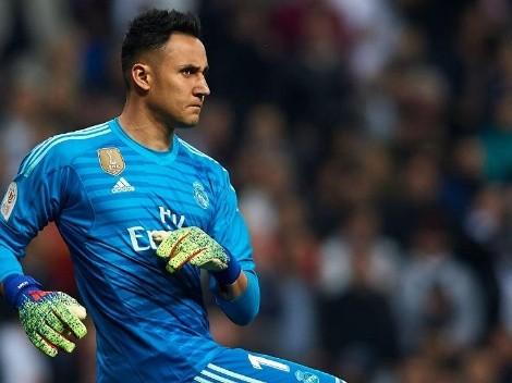 Keylor Navas da pista clave sobre el nuevo gran fichaje de Real Madrid