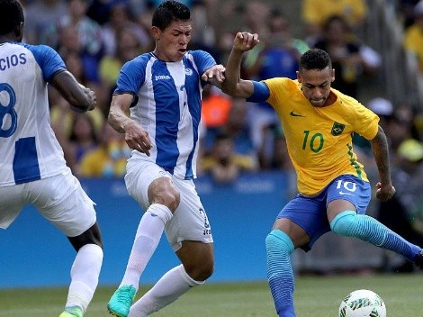 Neymar no será capitán de Brasil en amistoso ante Honduras