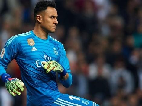 ¿Fue más importante Real Madrid que Costa Rica para Keylor Navas?