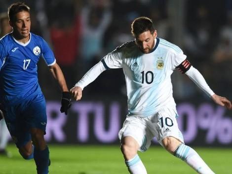 ¡Un honor! Messi logró nuevo récord con su doblete a Nicaragua