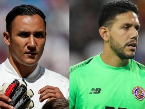 Sondeo: ¿Le ganó Leo Moreira el puesto a Keylor Navas con su actuación en Copa Oro?