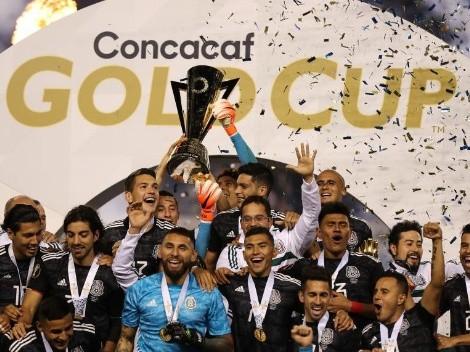 Los únicos números de Copa Oro donde Centroamérica acabó de primera