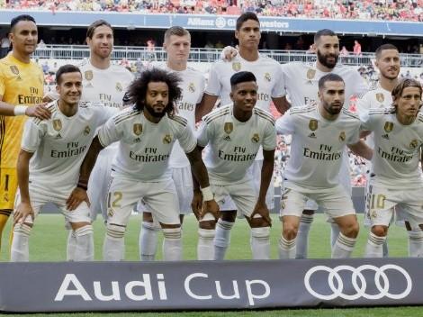 Keylor no descansa: Repite en titular del Real Madrid este miércoles