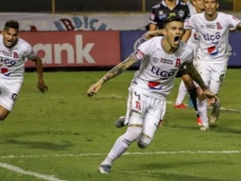 Alianza derrotó a Tauro por 2 goles a 0
