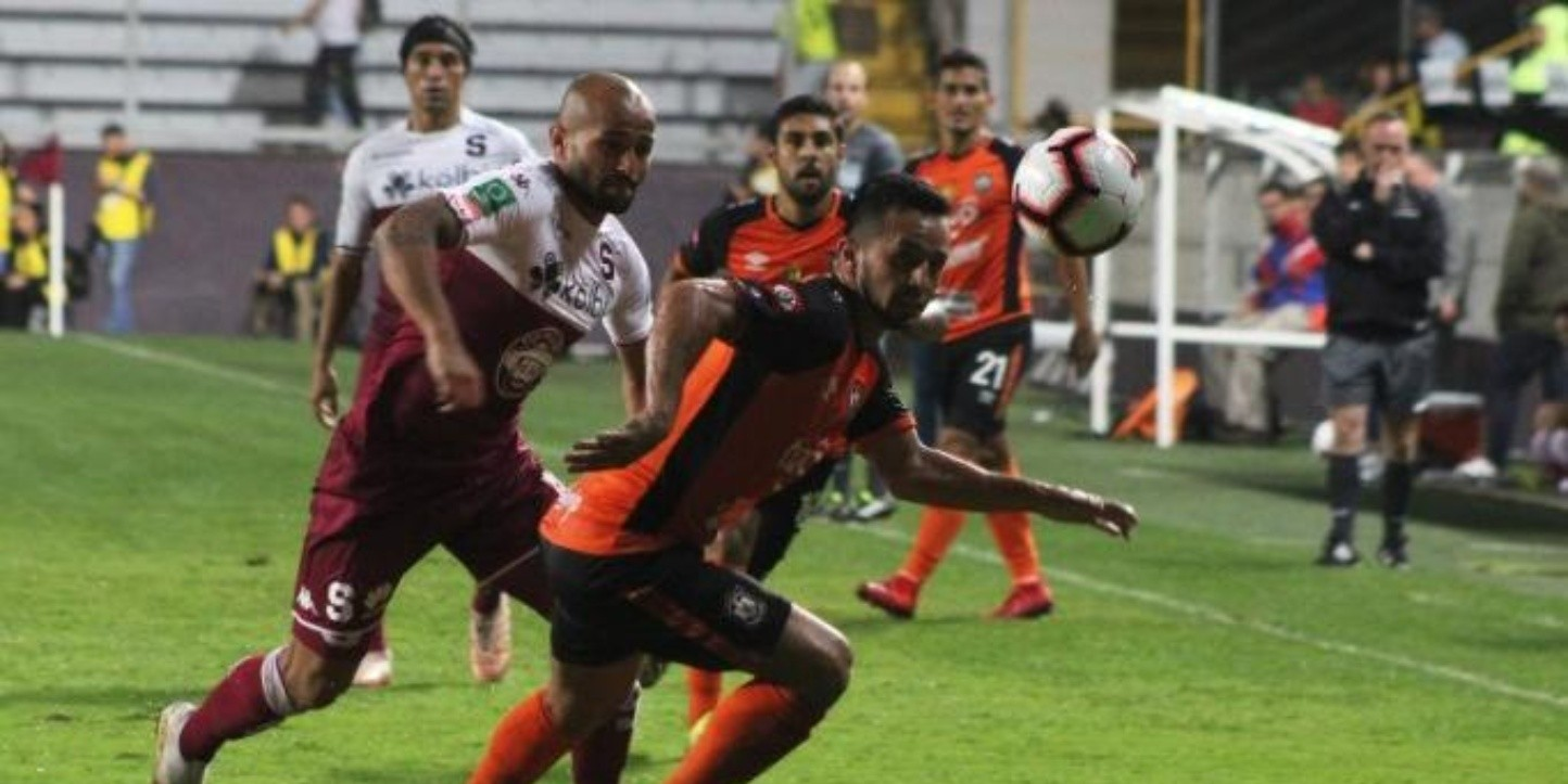 Águila vs. Saprissa