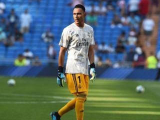 PSG fichó arquero mientras jugaba Real Madrid y no es Keylor