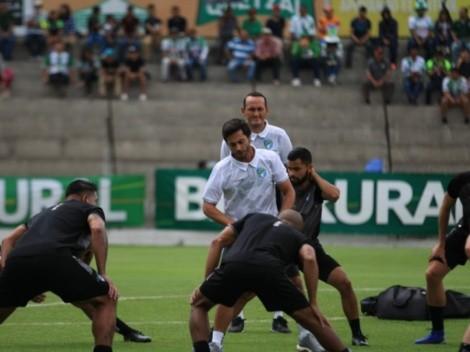 Comunicaciones recupera a dos jugadores lesionados previo al partido contra Olimpia