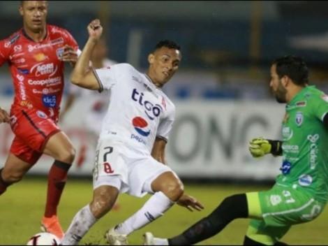 Alianza pega primero y derrota a San Carlos por 2-0