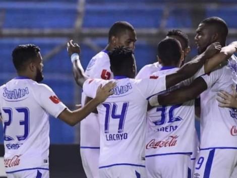 Olimpia derrota a Comunicaciones en cuartos de final de la Concacaf League