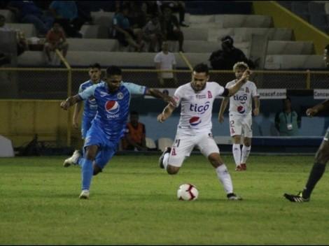 Motagua y Alianza empataron 1-1 y dejaron todo para la vuelta