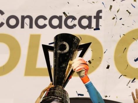 Copa Oro dio la bienvenida a El Salvador y Costa Rica a su edición 2021
