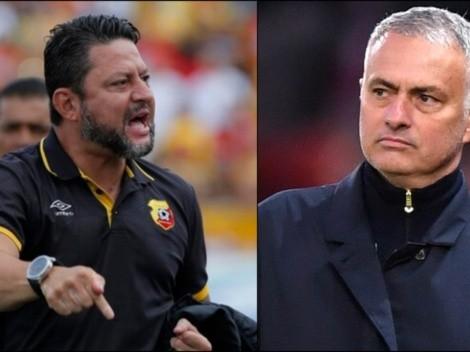 Comparan a Jafet Soto con Jose Mourinho