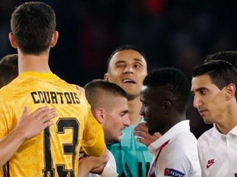 Courtouis le contó a Marca cómo vivió la salida de Keylor del Real Madrid