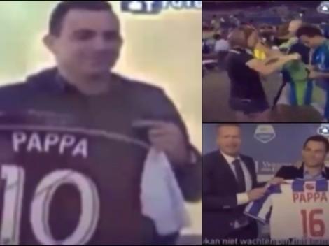 """Marco Pappa se llena de nostalgia: """"Mi vida tras un balón"""""""