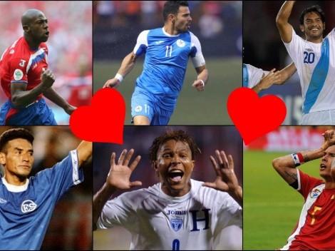 Grandes goleadores centroamericanos que nos hicieron amar una camiseta