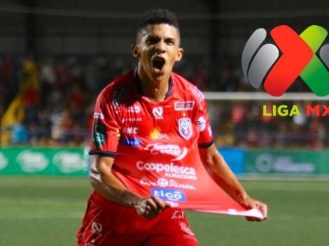 Rachid Chirino se probará en un equipo de la Liga MX