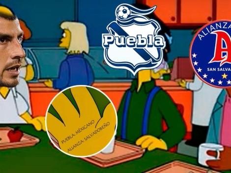 Alianza se auto-troleó recordando a Nahuel Guzmán en un tuit con el Puebla