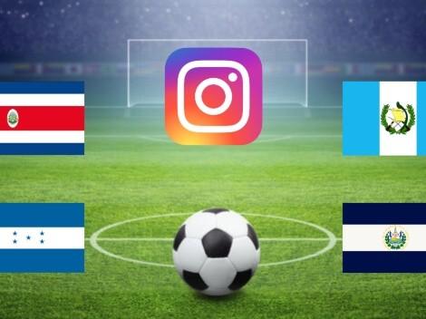 Los clubes de Centroamérica más populares en Instagram