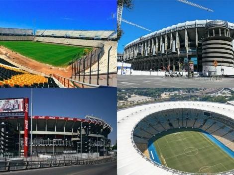 Grandes clubes que pusieron su estadio a disposición