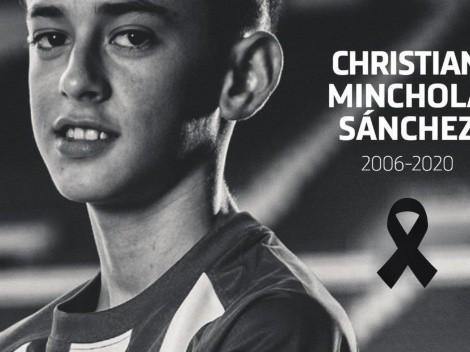 El Atleti de luto: falleció un chico de las Inferiores