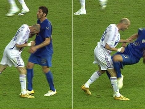 """""""Estuve dos años sin hablar con Zidane tras su cabezazo"""""""
