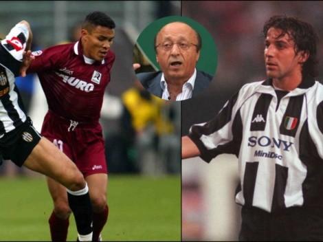 Rambo contó como fue que se cayó su traspaso a la Juventus de Turín