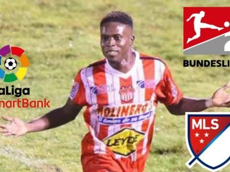 Marvin Bernárdez tiene posibilidades en la MLS, Alemania, y España