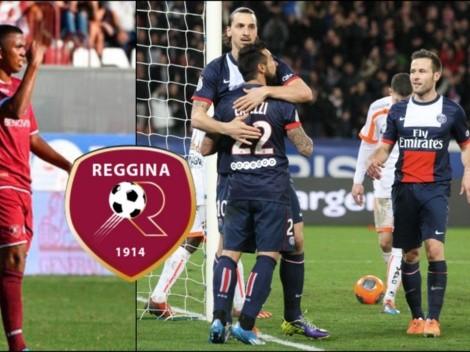 Reggina confirma fichaje estrella en la misma posición de Rigoberto Rivas