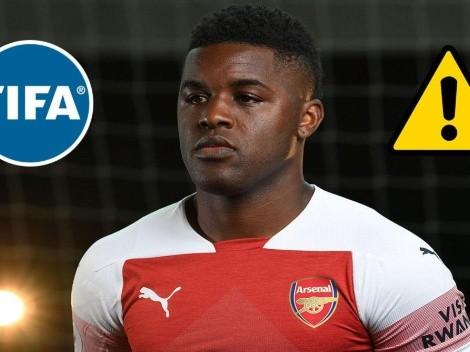 FIFA multa al Arsenal por irregularidades en la venta de Campbell