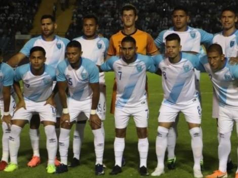 Guatemala maneja dos candidatos para jugar amistoso en octubre