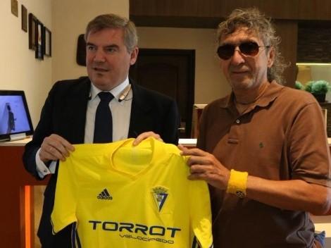 Presidente del Cádiz confirmó el comienzo de proyectos de fútbol en El Salvador
