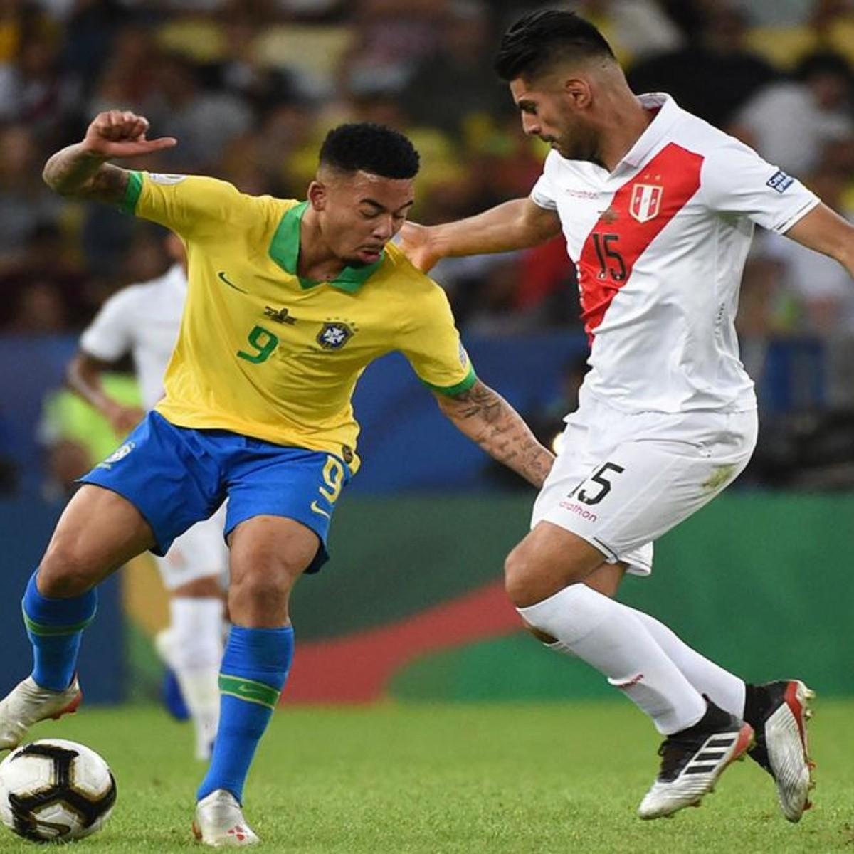 Brasil Vs Peru Cuando Donde Y Por Que Canal Ver El Partido De Hoy Por La Segunda Fecha De Las Eliminatorias De Conmebol Rumbo A Qatar 2022 Futbol Centroamerica