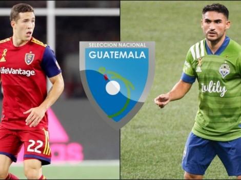 Aaron Herrera y Cristian Roldan: ¿Pueden jugar para Guatemala?