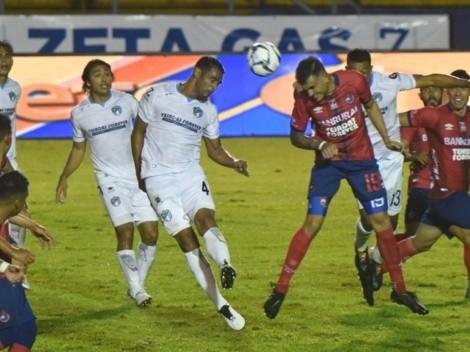 La final del Torneo Apertura 2020 de Guatemala tuvo un nuevo atraso