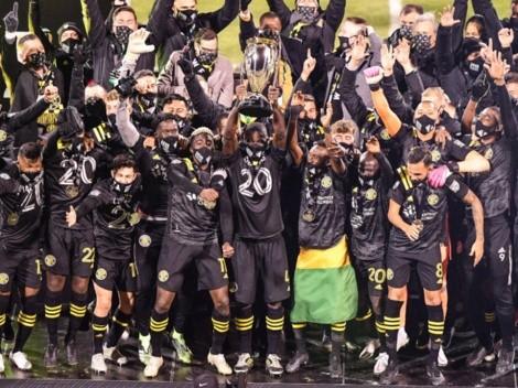 Los ticos Luis Díaz y Waylon Francis se coronaron campeones en la MLS