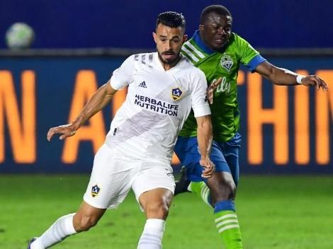 LA Galaxy cambian de idea y Giancarlo González se íria a otro club