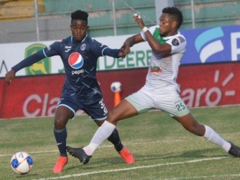Motagua clasificó a Semifinales, pero sufrió para eliminar a Platense