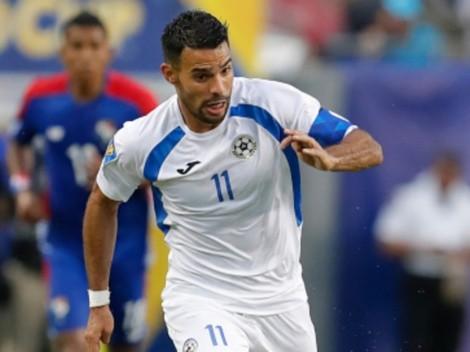 Un equipo costarricense se interesa en Juan Barrera
