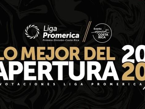 """Los nominados de Unafut para los premios """"Lo mejor del Apertura 2020"""""""