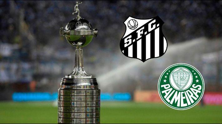 Copa Libertadores Final Santos Vs Palmeiras Ver Aqu U00ed
