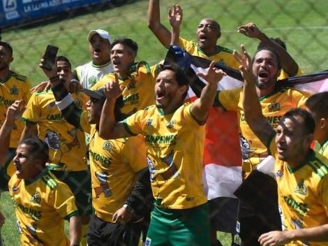 Guastatoya campeón del Apertura 2020