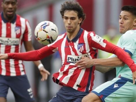 El Levante de Óscar Duarte venció 2-1 al Atlético Madrid [VIDEO]