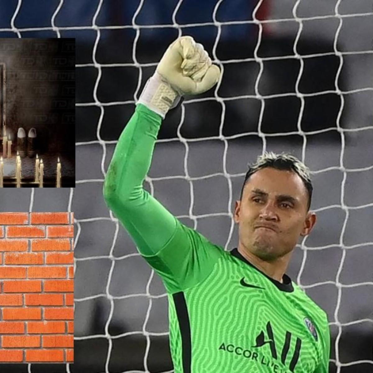 PSG 1-1 Barcelona   Keylor Navas fue destacado por los memes en redes  sociales   Fútbol Centroamérica