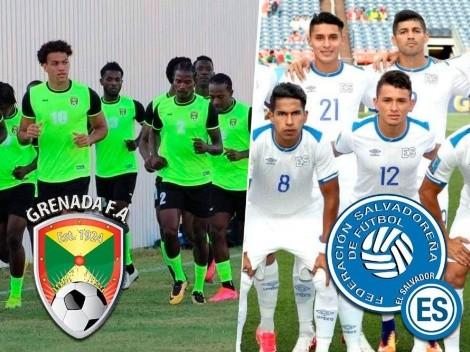 Todos los detalles de El Salvador vs. Granada